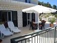 Terrace 1 - Apartment A-4932-a - Apartments Saplunara (Mljet) - 4932