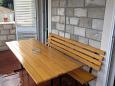 Terrace - Apartment A-4933-b - Apartments Okuklje (Mljet) - 4933