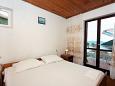 Bedroom 1 - Apartment A-4939-a - Apartments Prožurska Luka (Mljet) - 4939
