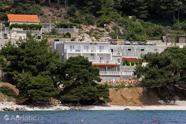 Property Saplunara (Mljet) - Accommodation 4948 - Apartments near sea with sandy beach.