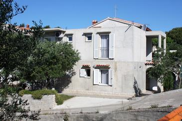 Property Banjol (Rab) - Accommodation 4956 - Apartments with sandy beach.