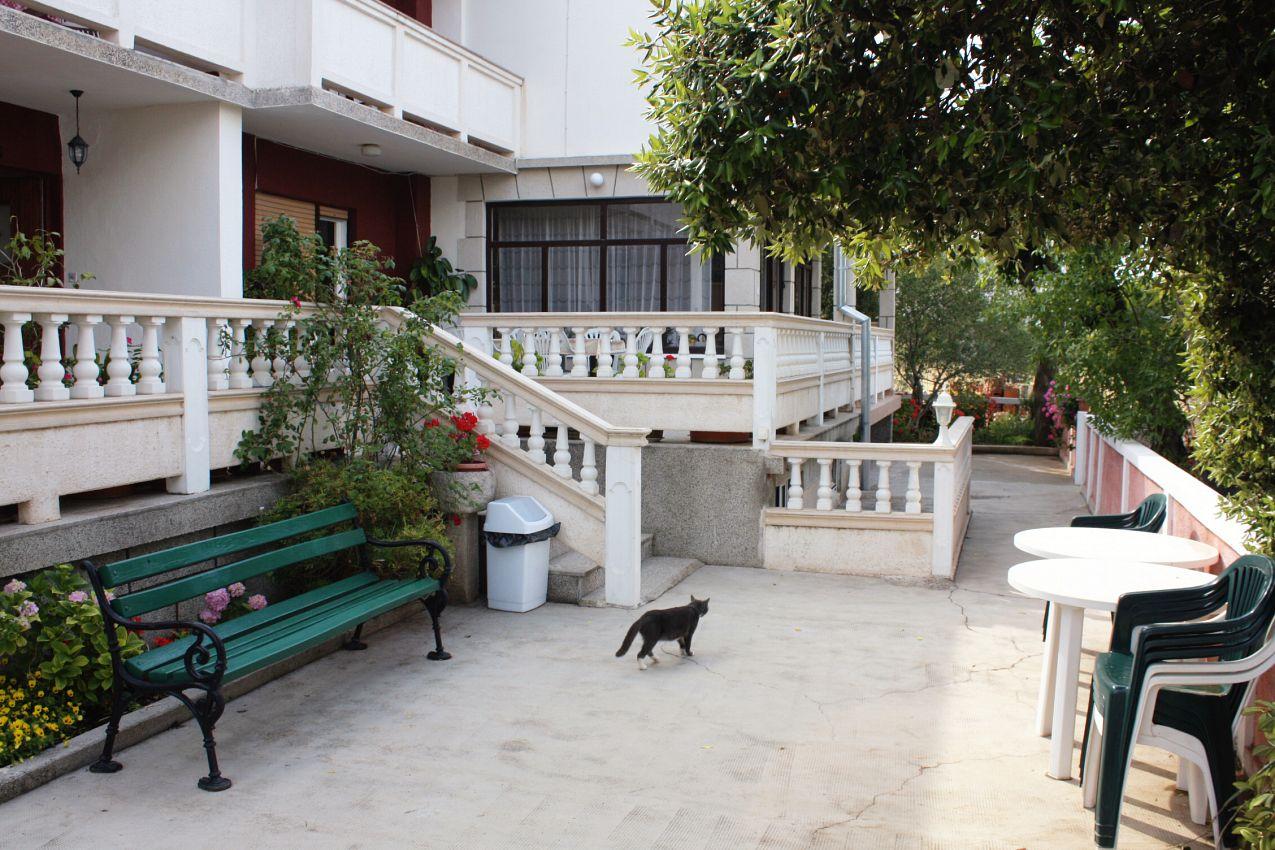 Apartmány s parkoviskom v meste Barbat - 4993