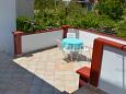 Terrace - Apartment A-5000-b - Apartments Kampor (Rab) - 5000