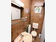 Bathroom - Room S-5013-b - Apartments and Rooms Supetarska Draga - Donja (Rab) - 5013