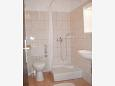 Bathroom - Apartment A-5026-b - Apartments Barbat (Rab) - 5026