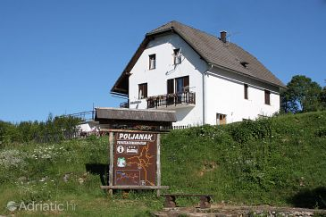 Property Poljanak (Plitvice) - Accommodation 5027 - Apartments and Rooms in Croatia.