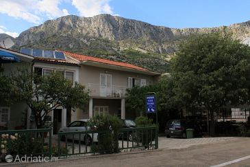 Drvenik Donja vala, Makarska, Property 503 - Apartments and Rooms blizu mora with pebble beach.