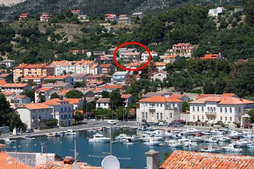 Property Palit (Rab) - Accommodation 5031 - Apartments and Rooms in Croatia.