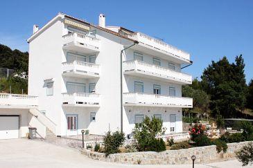 Obiekt Palit (Rab) - Zakwaterowanie 5040 - Apartamenty w Chorwacji.