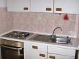 Jezera, Kitchen u smještaju tipa apartment, dopusteni kucni ljubimci i WIFI.