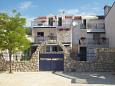 Property Jezera (Murter) - Accommodation 5057 - Apartments near sea with pebble beach.