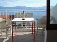 Balcony - Apartment A-506-f - Apartments Brist (Makarska) - 506