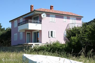 Property Barbat (Rab) - Accommodation 5068 - Apartments and Rooms near sea.