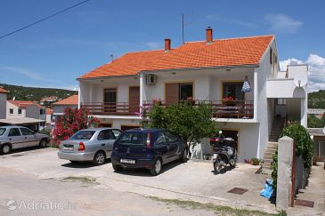 Property Tisno (Murter) - Accommodation 5091 - Apartments near sea with pebble beach.