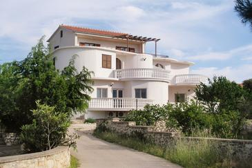 Property Jezera (Murter) - Accommodation 5120 - Apartments near sea with pebble beach.