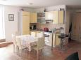 Dining room - House K-5124 - Vacation Rentals Jezera (Murter) - 5124