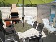 Terrace - House K-5124 - Vacation Rentals Jezera (Murter) - 5124