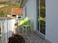 Terrace - Apartment A-515-a - Apartments Podaca (Makarska) - 515