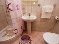 Bathroom - Studio flat AS-515-a - Apartments Podaca (Makarska) - 515