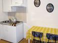 Jadalnia - Studio AS-515-d - Apartamenty Podaca (Makarska) - 515