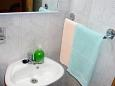 Bathroom - Studio flat AS-515-d - Apartments Podaca (Makarska) - 515