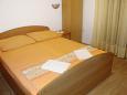 Sypialnia - Studio AS-515-d - Apartamenty Podaca (Makarska) - 515