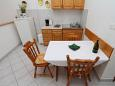 Dining room - Studio flat AS-5153-c - Apartments Zaostrog (Makarska) - 5153