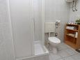 Bathroom - Studio flat AS-5153-c - Apartments Zaostrog (Makarska) - 5153