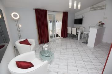 Apartment A-5154-e - Apartments Pisak (Omiš) - 5154