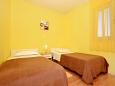 Bedroom 2 - Apartment A-5158-a - Apartments Slatine (Čiovo) - 5158