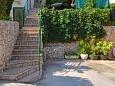 Parking lot Slatine (Čiovo) - Accommodation 5158 - Apartments with pebble beach.