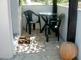 Balcony - Studio flat AS-5180-a - Apartments Maslinica (Šolta) - 5180