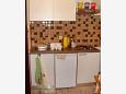 Kitchen - Studio flat AS-5180-c - Apartments Maslinica (Šolta) - 5180