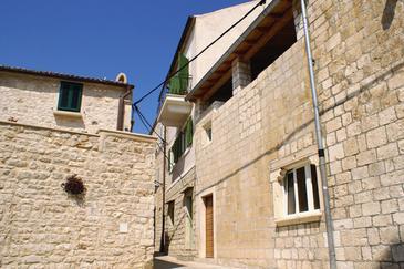 Property Hvar (Hvar) - Accommodation 5201 - Apartments with pebble beach.