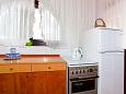 Kitchen - Apartment A-521-a - Apartments and Rooms Živogošće - Blato (Makarska) - 521