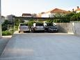 Parking lot Okrug Gornji (Čiovo) - Accommodation 5218 - Apartments near sea with pebble beach.