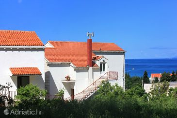 Property Cavtat (Dubrovnik) - Accommodation 5222 - Rooms with pebble beach.