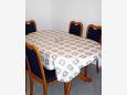 Dining room - House K-5223 - Vacation Rentals Uvala Pokrivenik (Hvar) - 5223