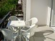 Terrace 2 - House K-5223 - Vacation Rentals Uvala Pokrivenik (Hvar) - 5223