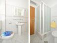 Toilet - Apartment A-5228-e - Apartments Arbanija (Čiovo) - 5228