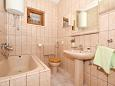Bathroom - Apartment A-5228-e - Apartments Arbanija (Čiovo) - 5228