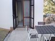 Terrace 2 - Apartment A-5231-b - Apartments Uvala Pokrivenik (Hvar) - 5231