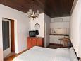 Bedroom - Studio flat AS-5235-e - Apartments and Rooms Makarska (Makarska) - 5235