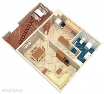 plan maison k