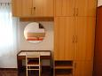 Bedroom - Apartment A-5266-b - Apartments Igrane (Makarska) - 5266