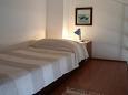 Igrane, Bedroom u smještaju tipa studio-apartment, dostupna klima i WIFI.