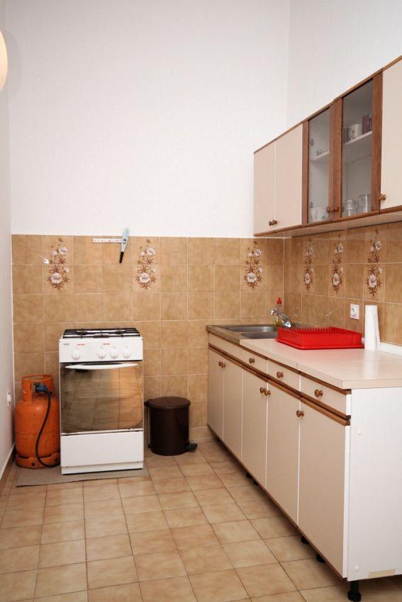 Apartmány s parkoviskom v meste Metajna - 527