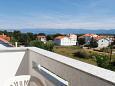 Balcony - view - Studio flat AS-5288-a - Apartments Sveti Anton (Krk) - 5288