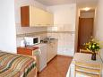 Kitchen - Studio flat AS-5289-a - Apartments Malinska (Krk) - 5289