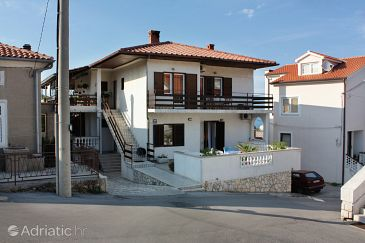 Property Vrbnik (Krk) - Accommodation 5301 - Apartments and Rooms with pebble beach.